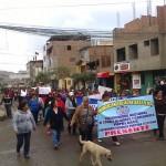 VMT: Comedores y Clubes de Madres marcharon en protesta por desabastecimiento de alimentos