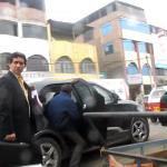 Detienen a Gerente y asistente de la Municipalidad de Villa el Salvador cobrando coima de S/.1500