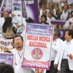 Huelga Médica: Colegio de Médicos de Lima apoya aumento salarial para galenos