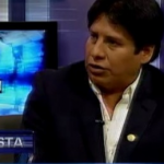 VES: Regidor Walter Quispe  aclara  denuncias sobre su hoja de vida