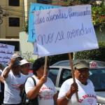 El Brillante: Anuncian marcha al congreso para evitar subasta de local comunal