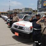 Solo 20 serenos custodian las calles de Villa El Salvador