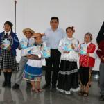 Juegos Florales 2015: Colegio de Manchay gana primer puesto en concurso de declamación