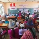 Programa Juntos capacita a directores de colegios