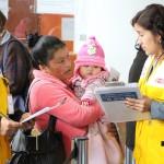 Solucionan más de 25 mil reclamos en centros de salud públicos