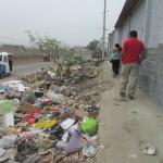 Defensoría del Pueblo califica de grave falta de recojo de basura