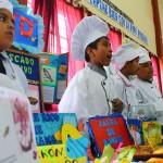 ¡A comer pescado! Escolares aprendieron su valor nutricional