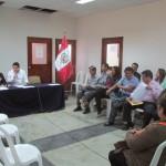 (AUDIO) Dirigentes reclaman que obras del presupuesto participativo no se ejecutan desde el 2012