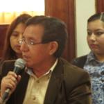 Regidor Alvarado pidió como requisito que vecinos estén al día en pago de arbitrios para aprobación de obras