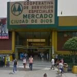 Más de 10 mil clientes recibe a diario el mercado Ciudad de Dios