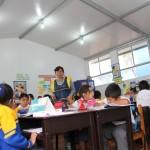 Instalan 715 aulas prefabricadas en 195 colegios