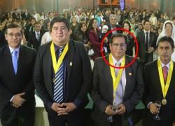 Juan Guevara asume la alcaldía de San Bartolo