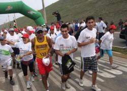 Villamariano únete a la maratón gratuita 10K