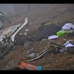 Fallecieron tres personas tras la caída de avioneta