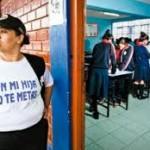 Padres de familia del colegio Pachacutec organizan brigadas para combatir la inseguridad