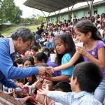 Pamplona Alta: Mas de 2 mil niños disfrutarán de chocolatada navideña