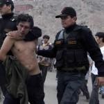"""Según Jefe territorial, """"Chapa tu choro, pero entrégalo a la policía"""", tiene buenos resultados."""
