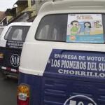 Mototaxistas colaboran con la seguridad ciudadana en Chorrillos