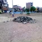 Vecinos del sector 1 grupo 26 solicitan al municipio hacer obras en su zona
