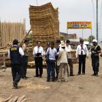 """Vecinos del AA.HH """"Santuario de Pachacámac"""" solicitan más seguridad y el recojo de basura"""