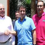 Pedro Pablo Kuczynski se reunió con Renzo Reggiardo para tratar tema de inseguridad ciudadana