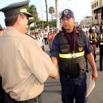 El trabajo en conjunto entre la policía y el serenazgo ayudaría a combatir la delincuencia consideran vecinos de Villa El Salvador