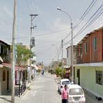 Avenida 25 de marzo sería punto de comercialización de drogas
