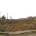 Colegio Los Capullitos recupera terreno de mirador abandonado para un biohuerto