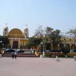 Pachacámac celebra 443 años de Fundación Española con sesión solemne en Plaza de Armas