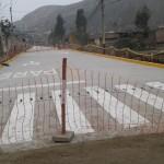 Preparan paquete con proyectos de pistas y veredas para el sector de Tablada de Lurín