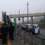 Pasajeros del Metro de Lima piden más vagones para evitar largas colas en horas punta