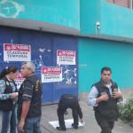 Municipalidad realizó operativo a hostales por falta de salubridad