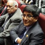 Regidor Ivan Balvín calificó la gestión del alcalde Carlos Palomino como torpe