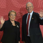 Ciudadanos opinaron respecto al viaje que realizó el presidente Pedro Pablo Kuczynski a Chile