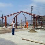 Pronto inauguran anfiteatro que beneficiará 350 jóvenes del sector de Tablada de Lurín