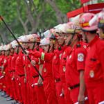 Población piden que bomberos voluntarios tengan un sueldo mínimo y seguro de salud