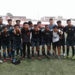 Colegio Alexander Von Humbolt se coronó campeón de fútbol en la 29 Olimpiadas Escolares