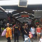 Especialista garantizó seguridad por fiestas de fin de año en Mercado Plaza Villa Sur