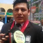 Prefecto de la Región Lima invocó a subprefecto a trabajar con el pueblo de Villa El Salvador