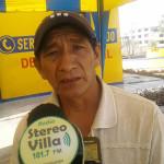 Dirigente de Tablada de Lurín pide en audiencia pública más seguridad y obras
