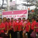 La organización Club de la Mama dio presentes a niños y adultos en el Hospital María Auxiliadora