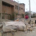"""Casa Hogar """"Corazón De Jesús"""" pide retiro de desmonte y basura que perjudica la salud de los niños"""