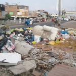 Vecinos piden recojo de basura en avenidas Jorge Chávez y Separadora Industrial