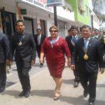 Alcalde resalta obras en 160 aniversarios de creación política del distrito