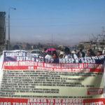 Trabajadores de Red de Salud piden devolución por descuentos
