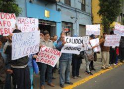Pobladores de villa Alejandro marcharan para exigir instalaciones de gas natural