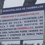 Vecino de Chorrillos le manda mensaje a ciudadanos de limite Surco