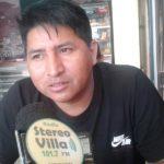 """Teniente alcalde Cesar Infanzón: """"Pondré sobre demanda contra dirigente de Ampliación Villa de Lourdes"""""""