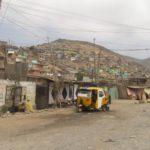 """Dirigente pide ayuda para instalar pilones de agua en AA. HH """"Santa Rosa de Belén""""."""