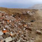 Ciudadanos manifiestan el total descuidado de la playa La Chira por las autoridades